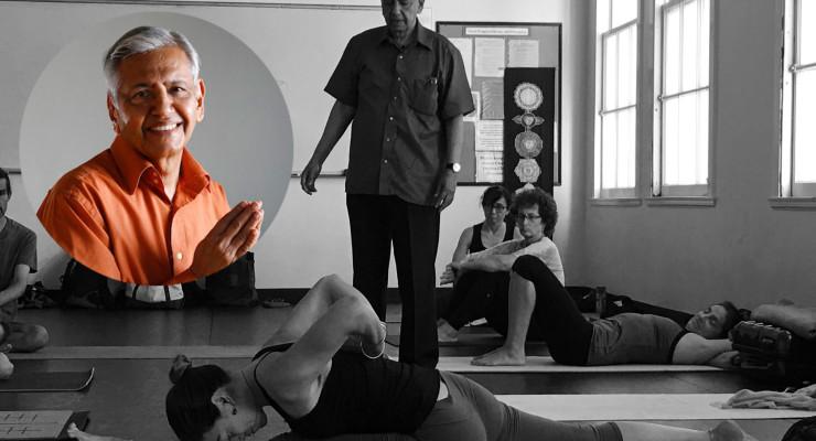 100hr Advanced Vinyasakrama Yoga Programme