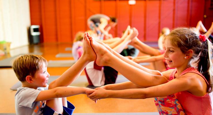Tween Kids Yoga - 6 Week Course at Viroga