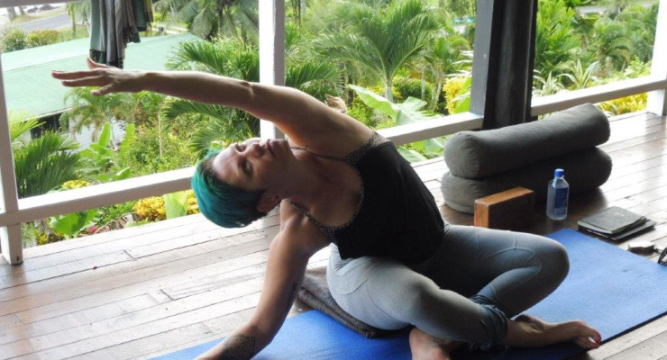 Fiji Yoga Retreat: the Journey Within