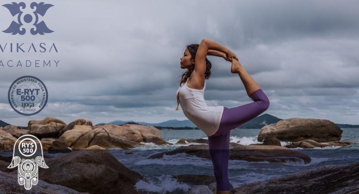 Vikasa Yoga 300-Hour  Advanced teacher training in Koh Samui, Thailand