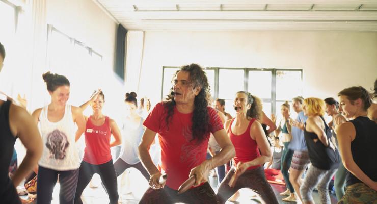 Forrest Yoga Workshops, Melbourne, Australia 2018.