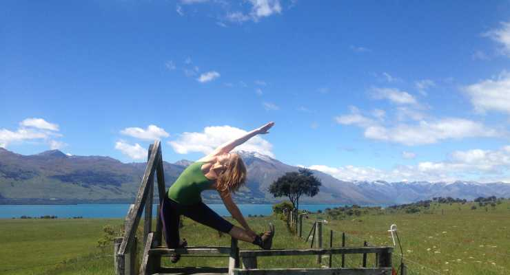 New Zealand Yoga Hike Restore Retreat with Jessie Chapman