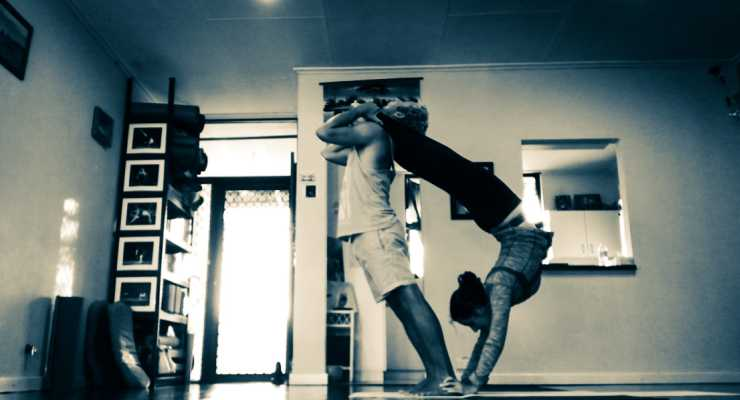 Yoga Grooves / AcroYoga Perth