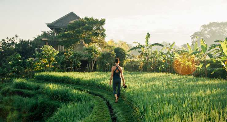 Bali Goddess Yoga Retreat with Beth Borowsky - $100 gift for YOU!