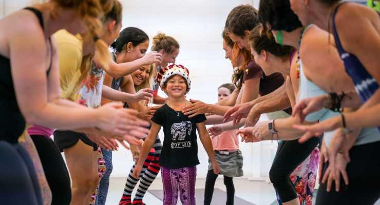 Sydney 3 Day Kids Yoga Teacher Training – November 2018