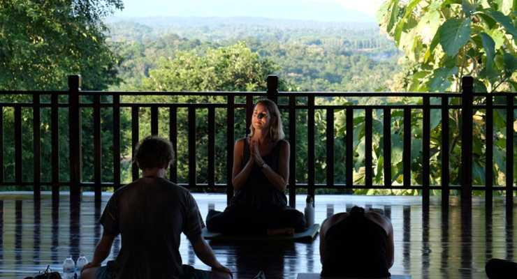 Yin Yoga/Insight Yoga Teacher Training Intensive Secondary Level with Sarah Powers