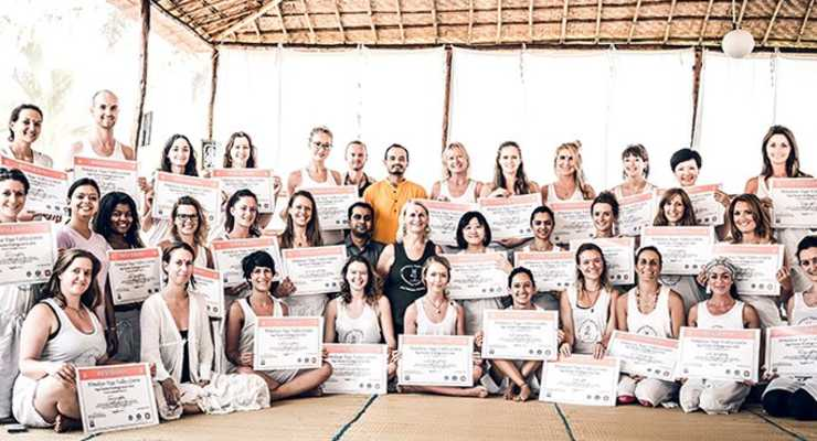 1 Month Intensive | 200hr Yoga Teacher Training | Goa, India-28th Jan-24th Feb