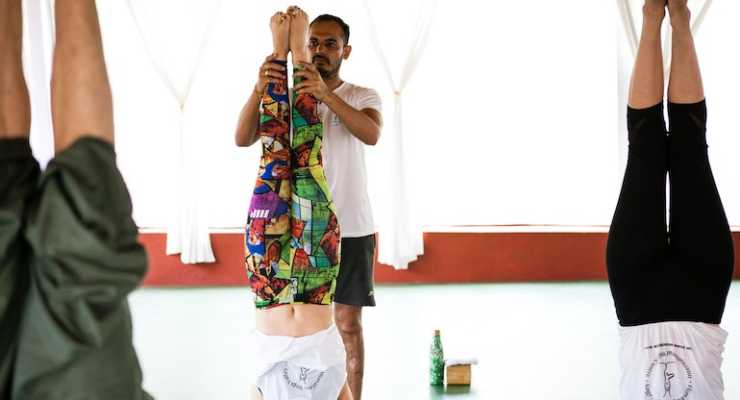 8 Day Asana Intensive with Yogacharya Lalit | Goa, India -3rd May -10th May