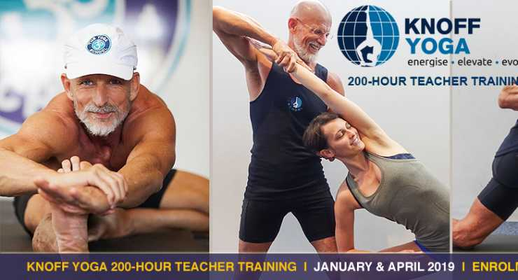 KNOFF YOGA 200-Hour Teacher Training 2019