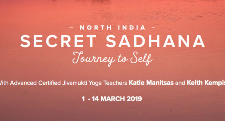 NORTH INDIA Yoga Retreat