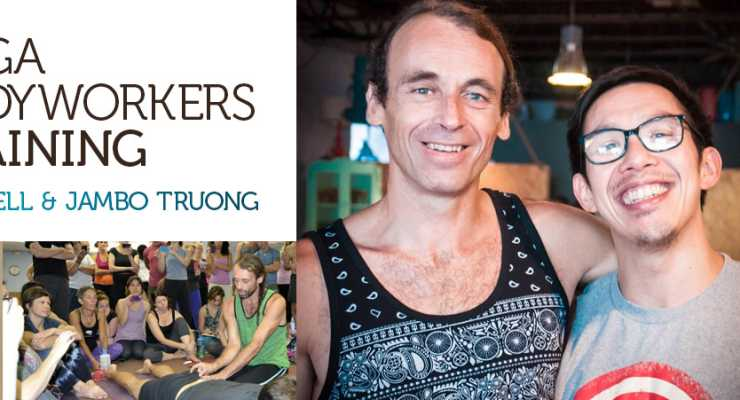 Morning Intensives with Jambo Truong & Brian Campbell