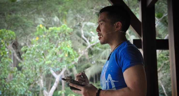 Weekend Workshops with Jambo Truong: The Art of Letting Go + You are Enough