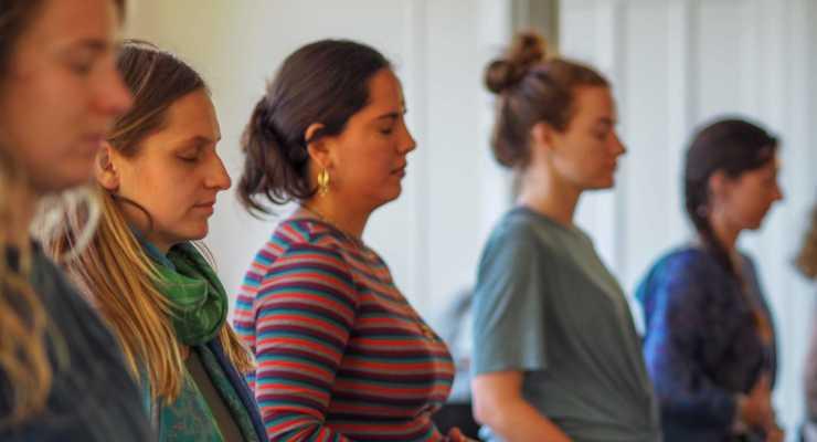Yoga of Birth - Accedited Advanced Teacher Training