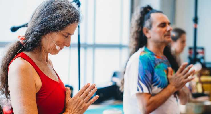 Forrest Yoga Workshops with Ana Forrest & Jose Calarco - Perth, Western Australia.