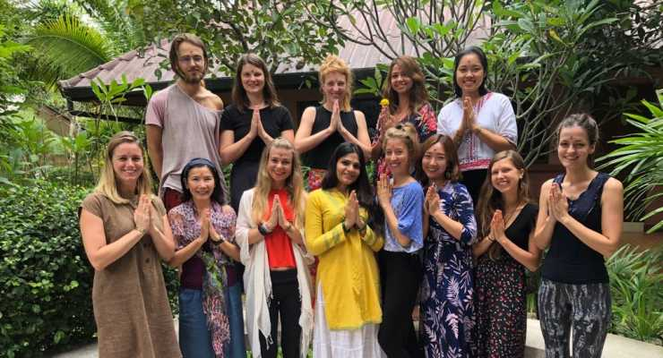 200hr Traditional Yoga Teacher Training Thailand
