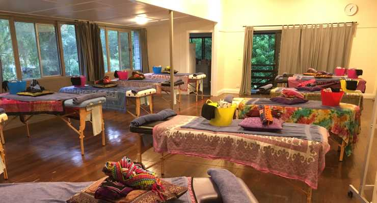 Intuitive Balinese Massage Course