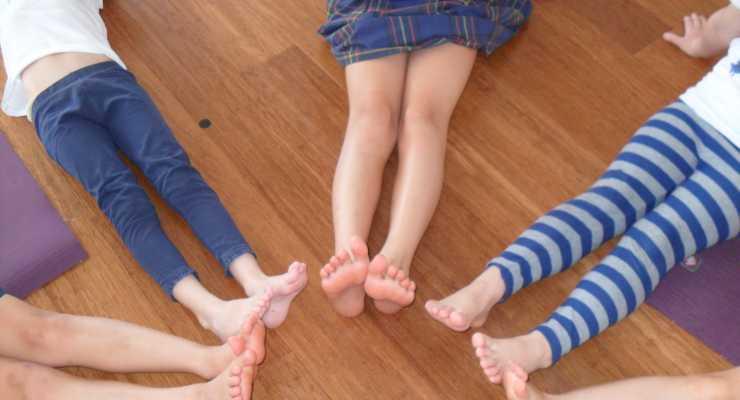 Kids Yoga Term 1 (Prep - Year 6)