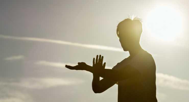 Tai Chi Relaxation Retreat: Stillness in Movement