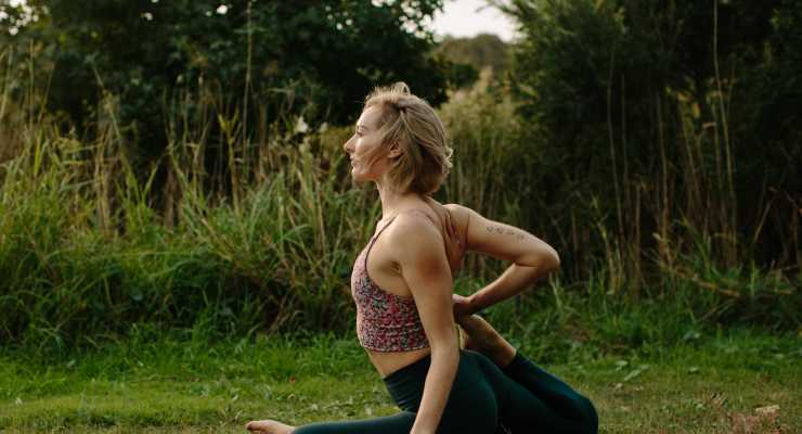 Autumn Yoga Retreat