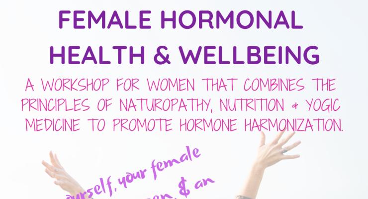 Female Hormonal Health & wellbeing