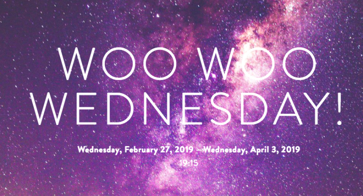 Woo Woo Wednesday WEEK 4: What of the moon?