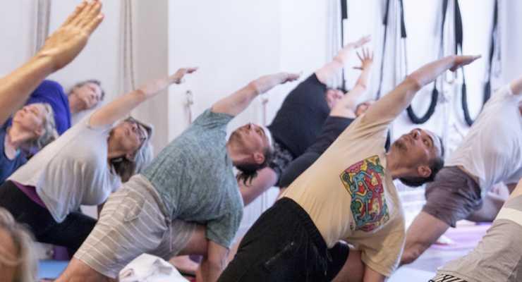 Beginners Iyengar Yoga Course