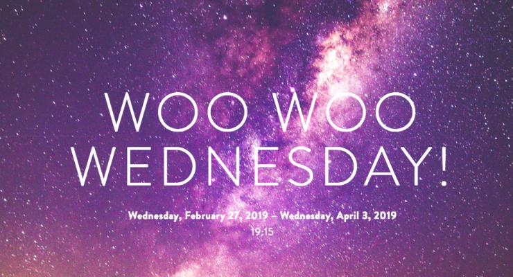 Woo Woo Wednesday WEEK 6: Crystals & Cards