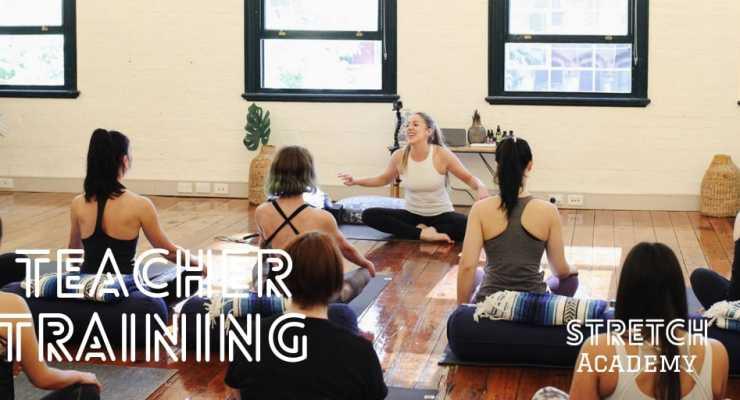 Stretch Yoga Free Teacher Training Information Session