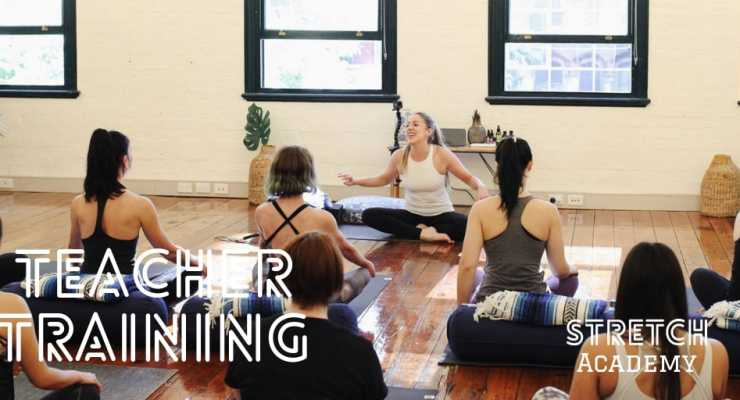 Stretch Yoga Free Teacher Training Information Session