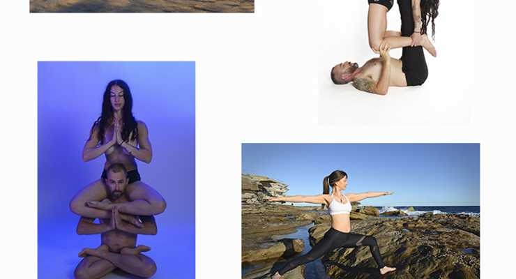 Discount Yoga photography
