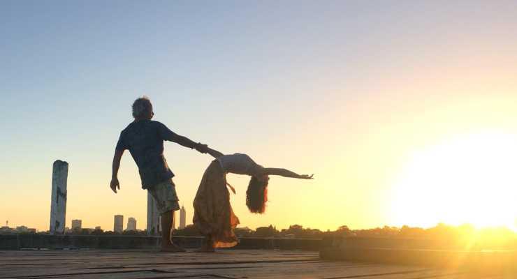 AcroYoga - Fremantle - Yoga Grooves