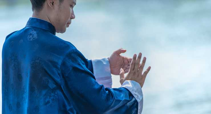 Enter the Dragon: 12 Week Tai Chi Course