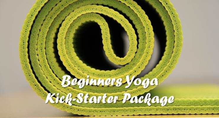 Beginners Yoga Kick-Starter