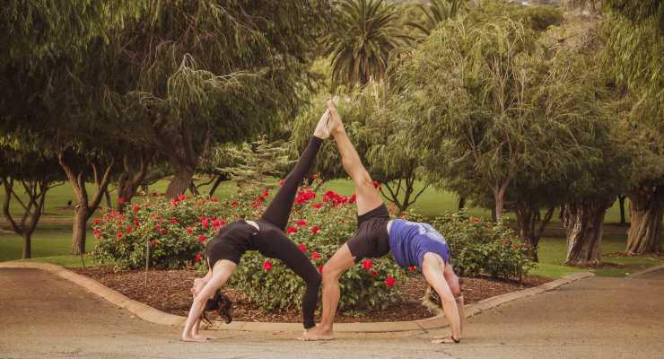 AcroYoga - Perth - Yoga Grooves