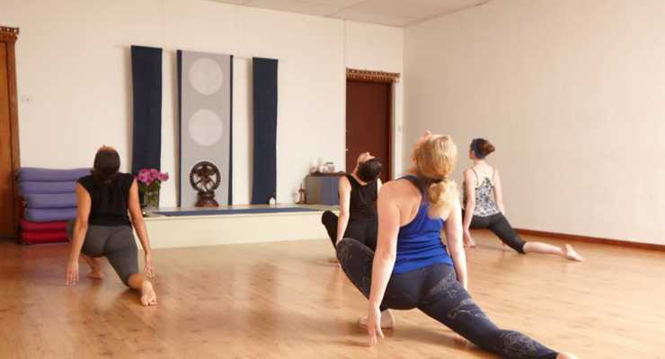 Asana - Angahara 1 (Asana Arrangements) 10 week course