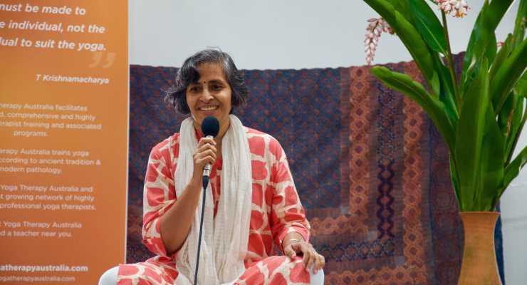 Subtle Breath, Subtle Mind with Saraswathi Vasudevan, Australian Tour 2019