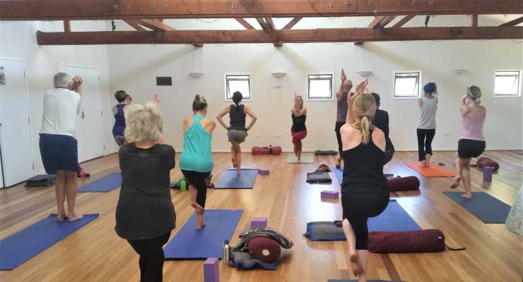 Flo Fenton's Intouch Yoga Level 2  Part Time Teacher Training/150 Hour Post Graduate Training