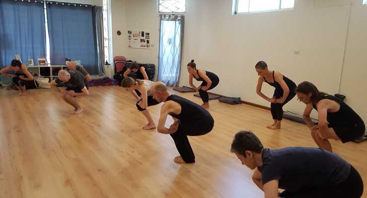 Free Shadow Yoga Class and Introduction Hatha Yoga Desha