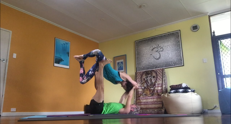 Acroyoga & Thai Massage Perth