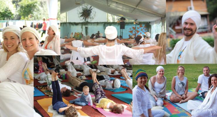 Kundalini Yoga Festival Australiasia 2019