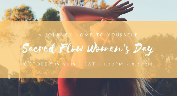 Sacred Flow Women's Day Retreat
