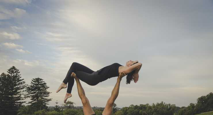 Therapeutic Acroyoga