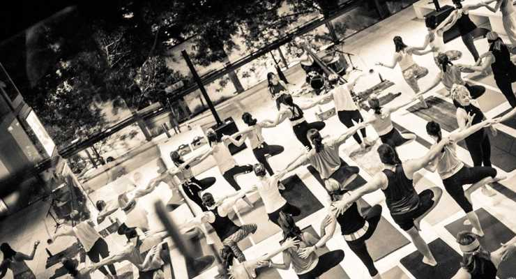 Yoga in the Library with Julie Smerdon
