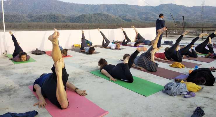 25 Day Family Run 200-Hour Hatha, Iyengar, Aerial, Ashtanga, Ayurveda Yoga Teacher Training