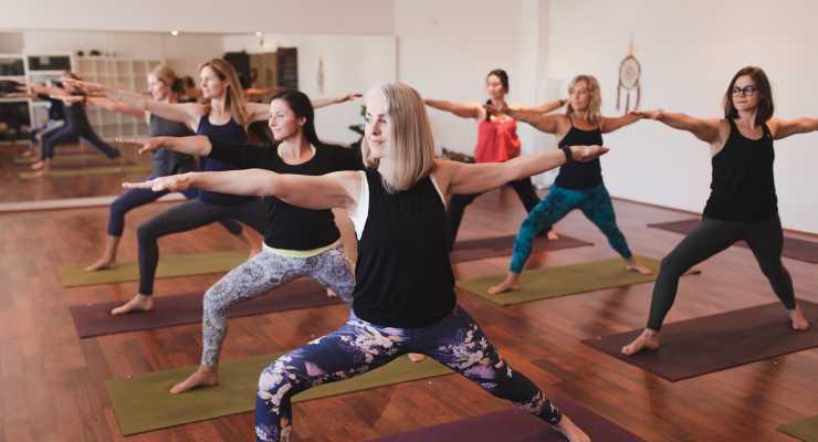 Beginners Yoga 6-Week Course