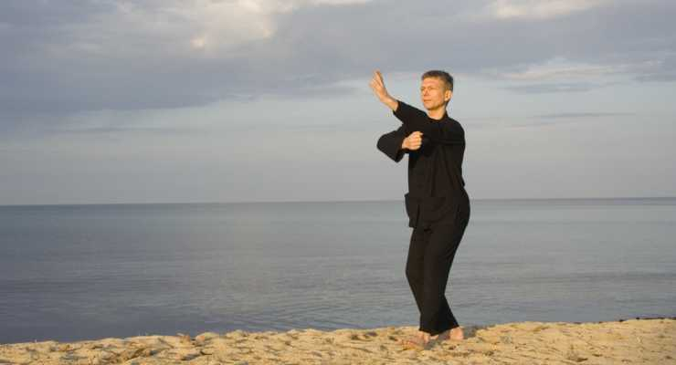Introduction to Vishrant Tai Chi: 4 Week Course
