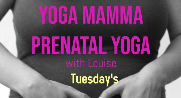 Yoga Mamma - Prenatal Yoga - Term 2
