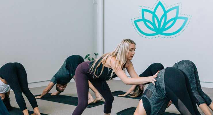 4 Week Beginner Yoga Course