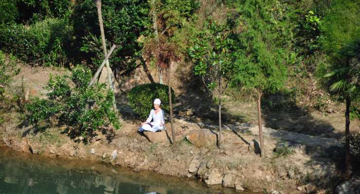 21 Stages of Meditation with Suraj