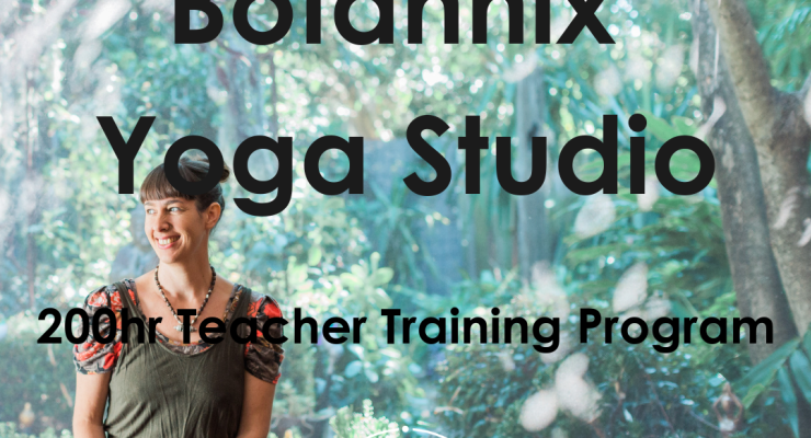 FREE Yoga Class & Teacher Training Info Session with Katie Rose
